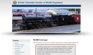 British Columbia Society of Model Engineers
