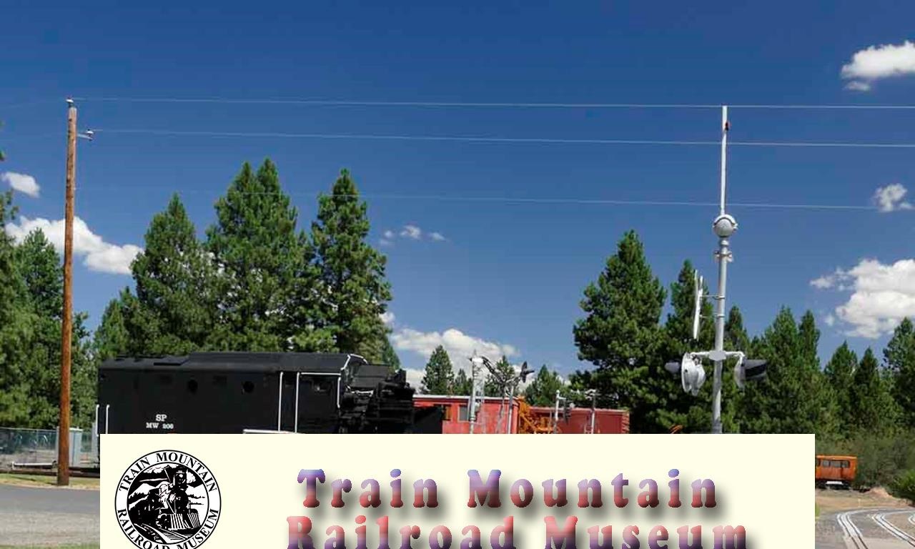 Train Mountain Railroad and Caboose Museum