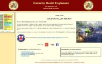Hornsby Model Engineers, Sidney NSW