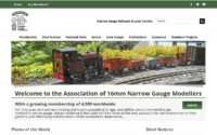 Association of 16mm Narrow Gauge Modelers