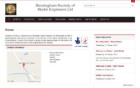 Birmingham Society of Model Engineers