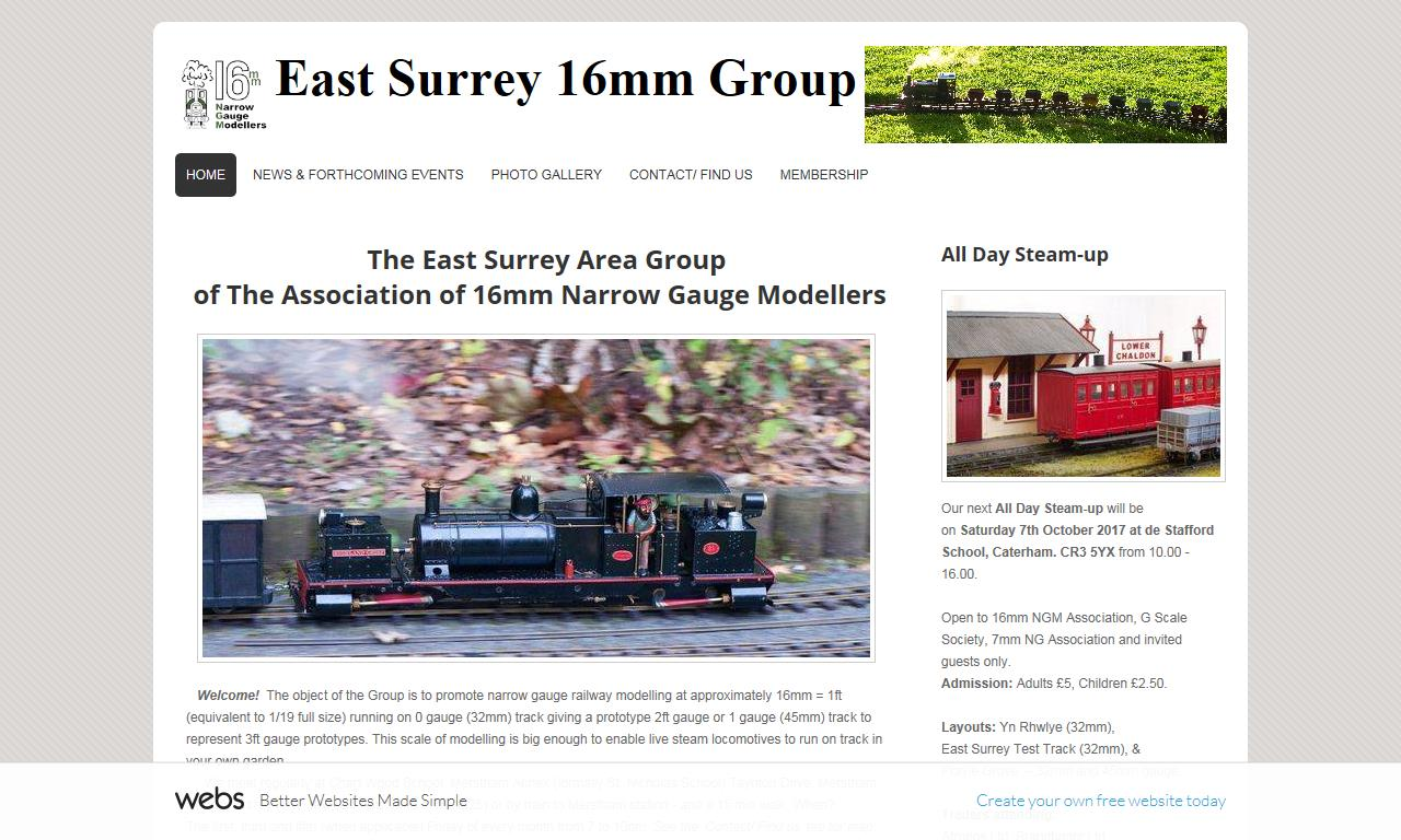 East Surrey 16mm Group