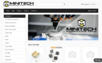 Minitech Engineering and Model Supplies