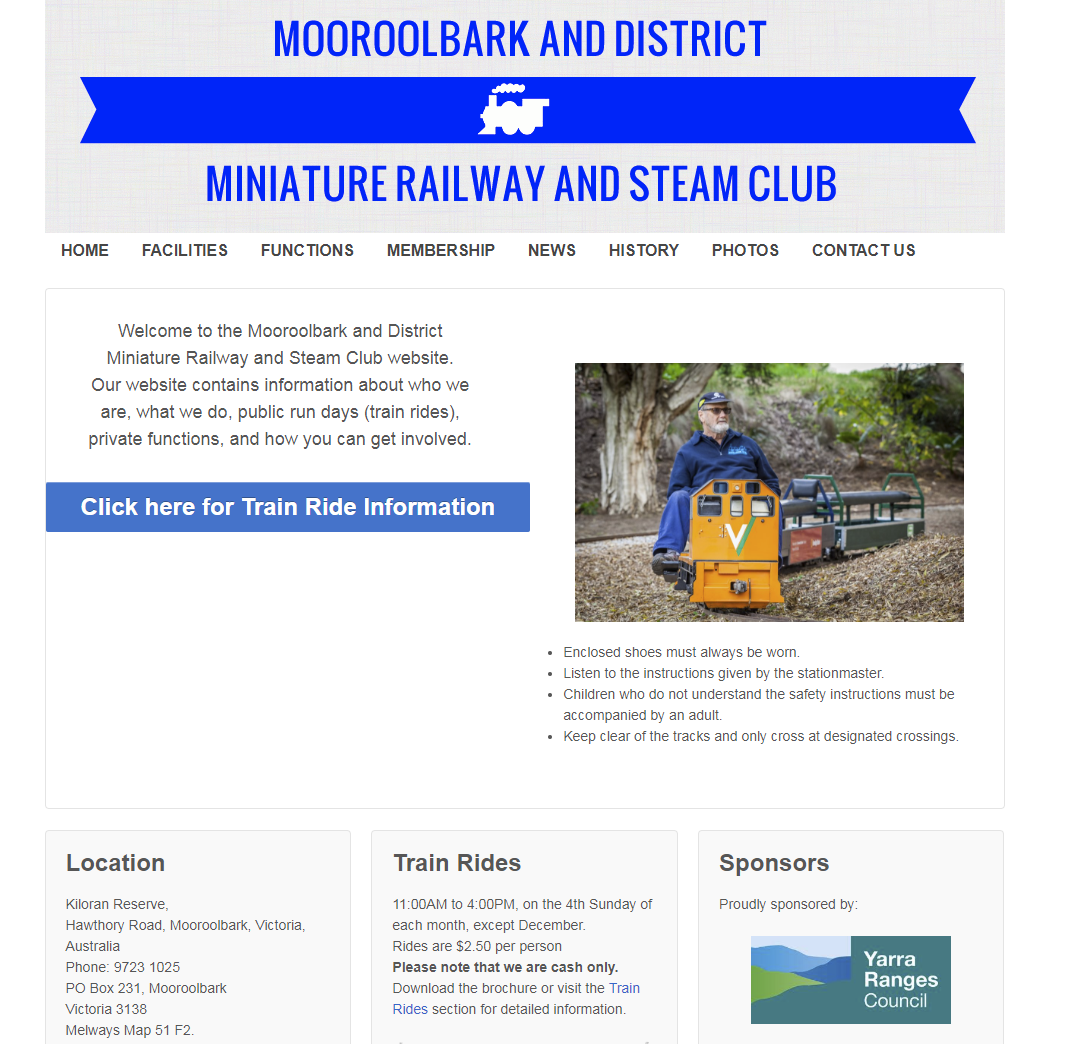 moorollbark and district railway